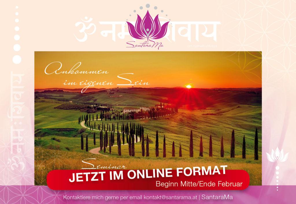 SantaraMa Online Seminare