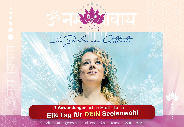 Seminare Sacred Master Assocition Tagesseminar für Dein Seelenwohl by SantaraMa