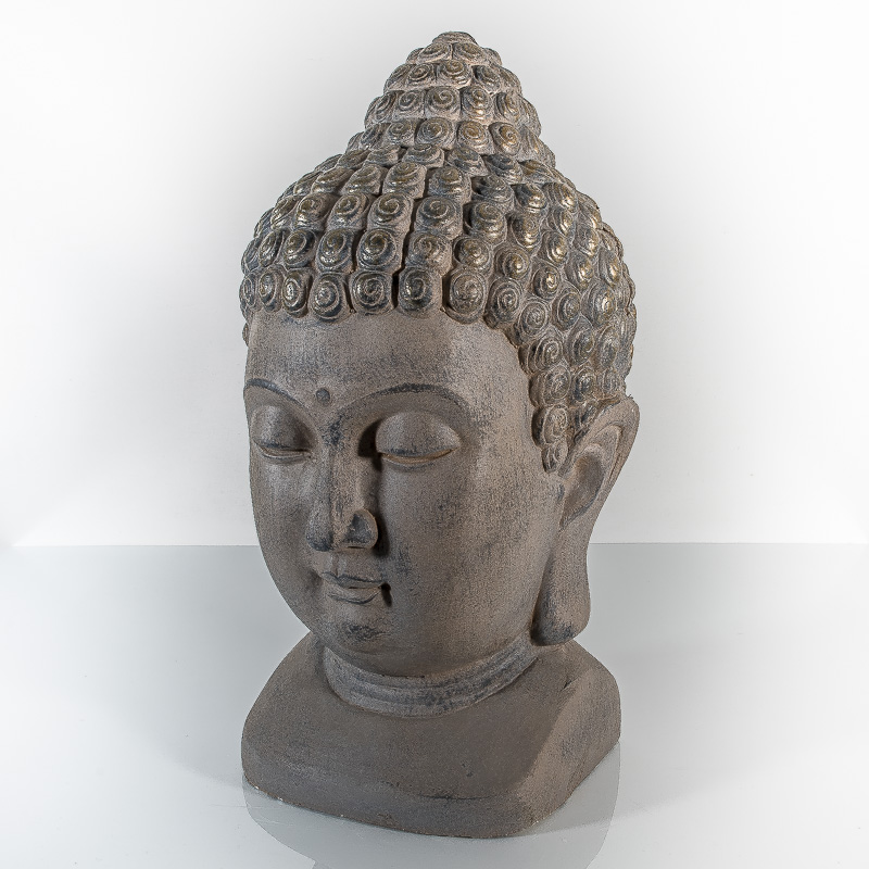 Buddha Statue – Outdoor – gold